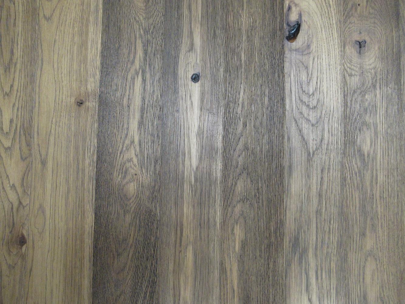 Wired Brush Flooring