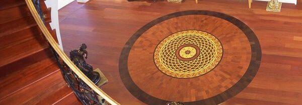 Wood Flooring - La Jolla room scene - Eden Prairie, MN