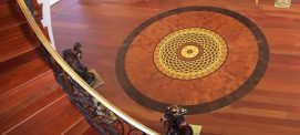 Wood Flooring - La Jolla room scene - cropped - Eden Prairie, MN
