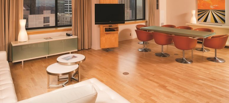Wood Flooring - Maple Canadian Pop 3 strip - Vadnais Heights, MN