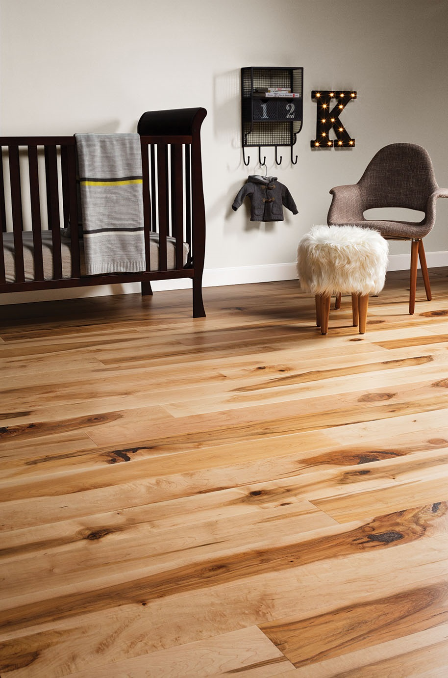 Wood Flooring Maple 6 Inch Natural