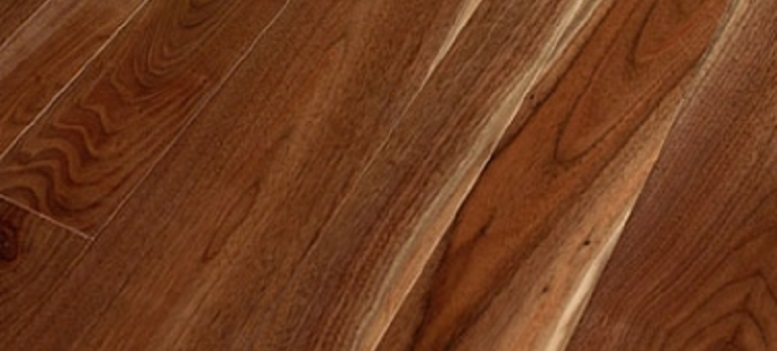 Wood Flooring - Prefinished Character Walnut - cropped - Eden Prairie, MN